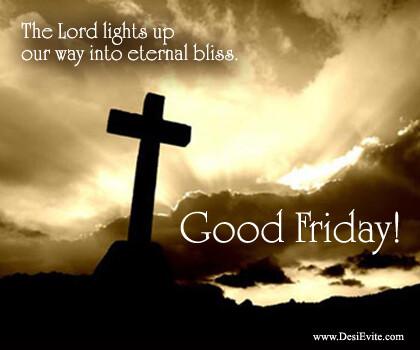 Good Friday Celebration