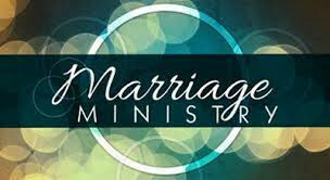 Marriage Ministry Monthly Meeting