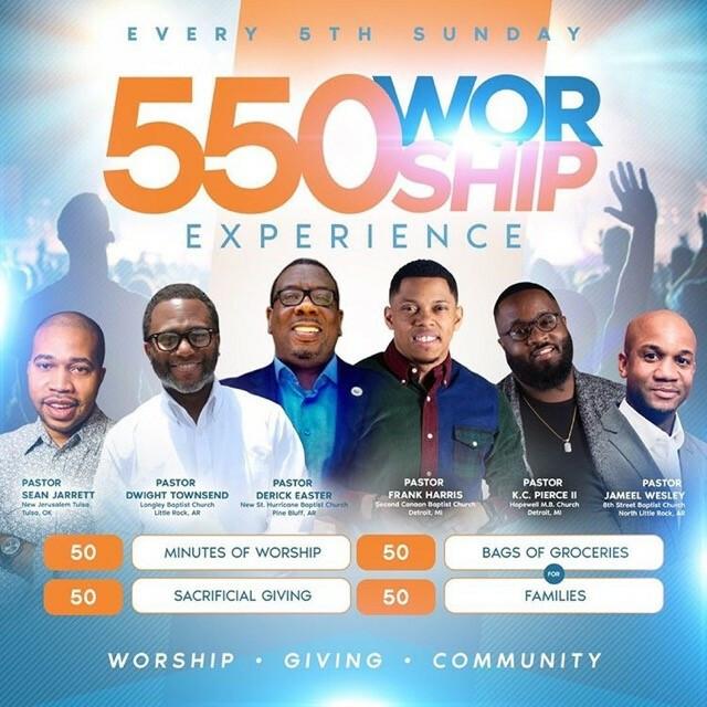 550 Worship Experience